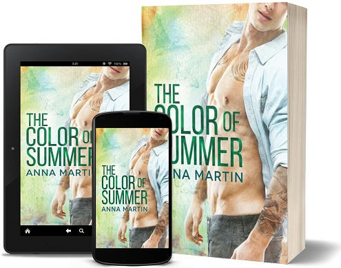 Anna Martin - The Color Of Summer 3d Promo