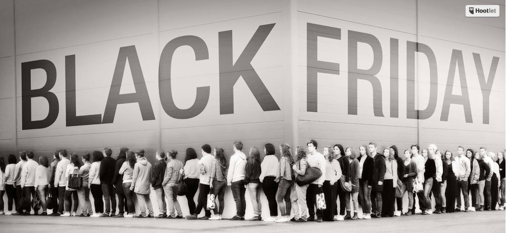 The Who, What and Where of Black Friday Fashion Deals starting Today