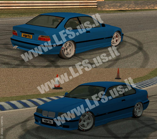 XR - BMW E36 Coupe