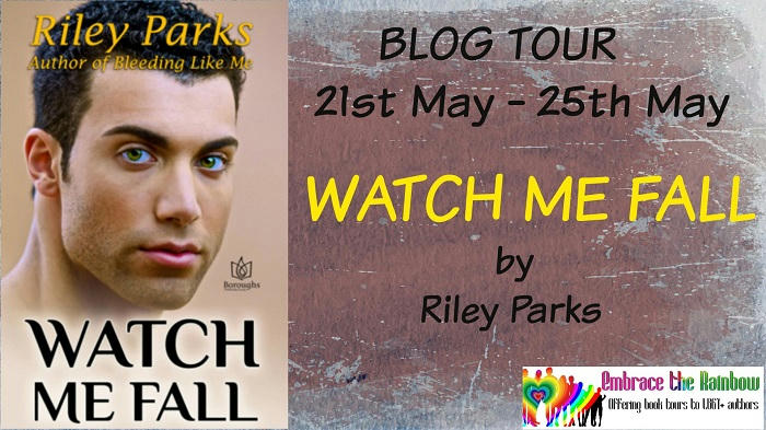 Riley Parks - Watch Me Fall RBbanner