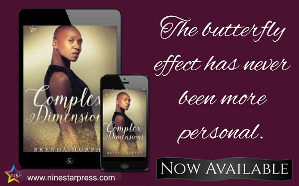 Brenda Murphy - Complex Dimensions Now Available