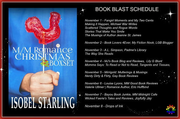 Isobel Starling - The MM Romance Christmas Box Set SCHEDULE