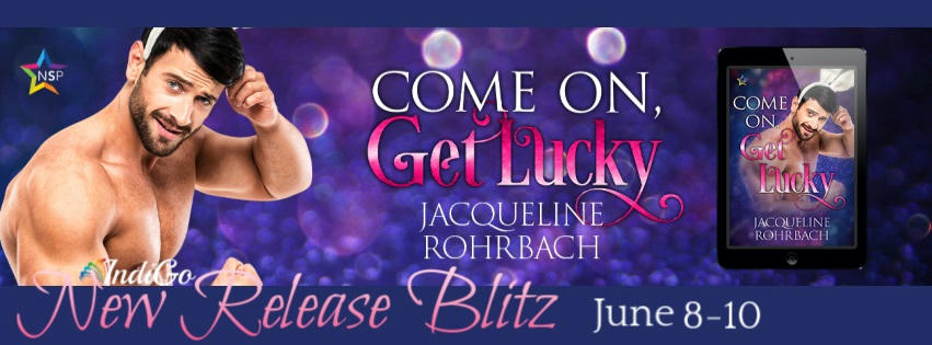 Jacqueline Rohrbach - Come On, Get Lucky RB Banner