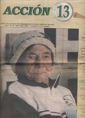 Tapa-de-la-edición-impresa-del-periódico-bimestral-ACCIÓN-13,-que-circuló-entre-1996-y-1998