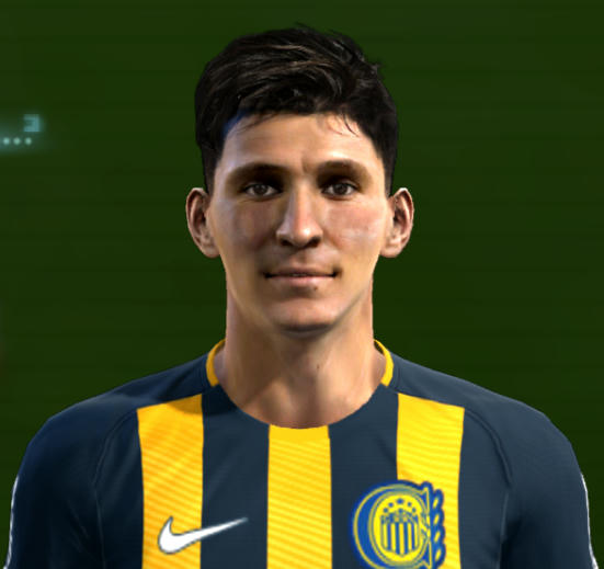Alfonso Parot Face For Pro Evolution Soccer PES 2013 Made