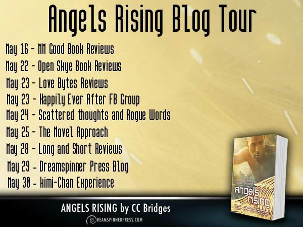 C.C. Bridges - Angels Rising Blog Tour