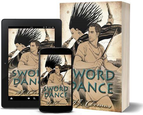 A.J. Demas - Sword Dance 3d Promo
