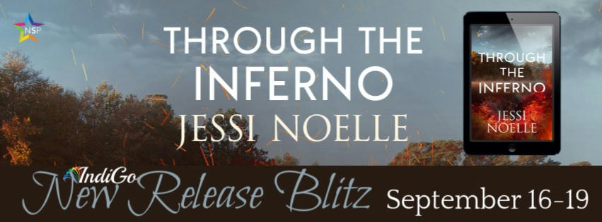Jessi Noelle - Through the Inferno RB Banner