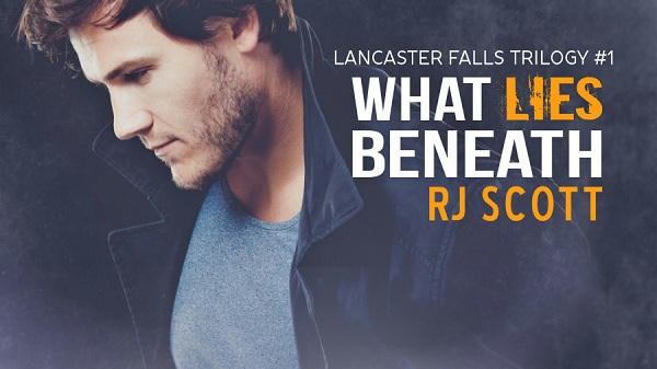 R.J. Scott - What Lies Beneath Banner 1