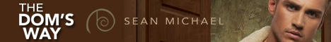Sean Michael - The Dom's Way Header Banner