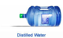 Fresh Distilled Water