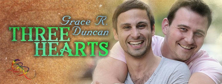 Grace R. Duncan - Three Hearts Banner