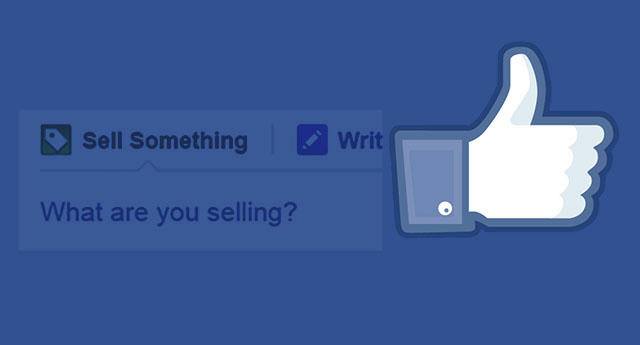 Sell Your Old Items for Less with Facebook's New Buy and Sell Feature