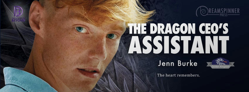 Jenn Burke - The Dragon CEO's Assistant Banner