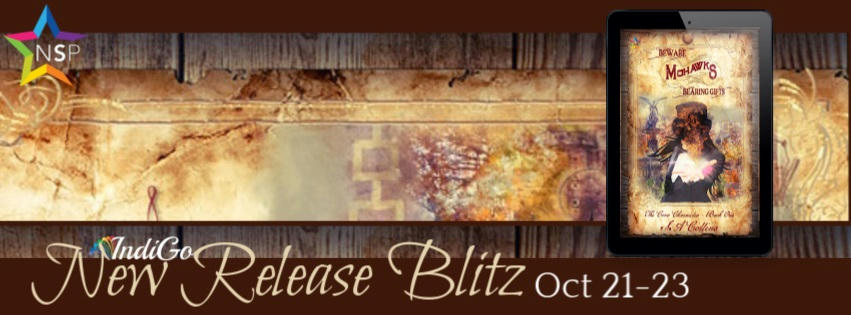 S.A. Collins - Beware Mohawks Bearing Gifts Blitz-Banner