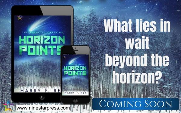 Harry F. Rey - Horizon Points Coming Soon