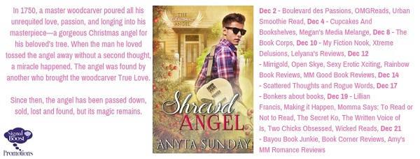 Anyta Sunday - Shrewd Angel BTGraphic