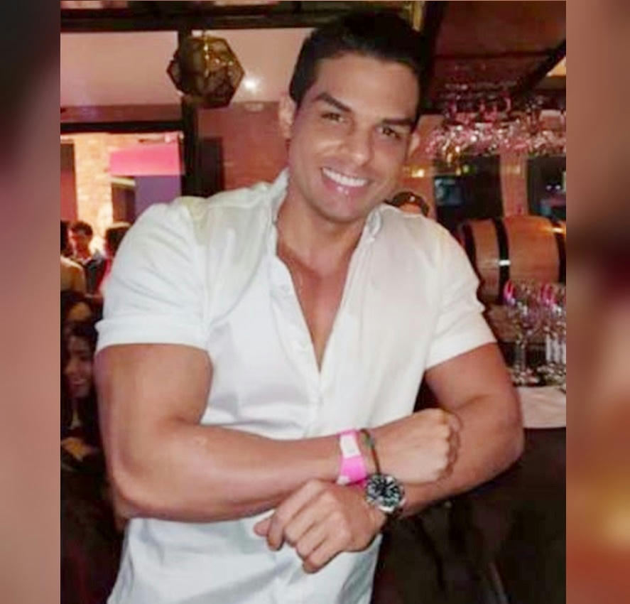 El contraataque de Jonathan Fierro contra Laura Ojeda: El modelo también la denuncio