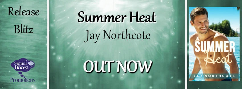 Jay Northcote - Summer Heat RB Banner