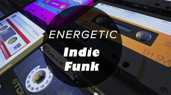 Driving Upbeat & Uplifting Energetic Indie Rock - 8