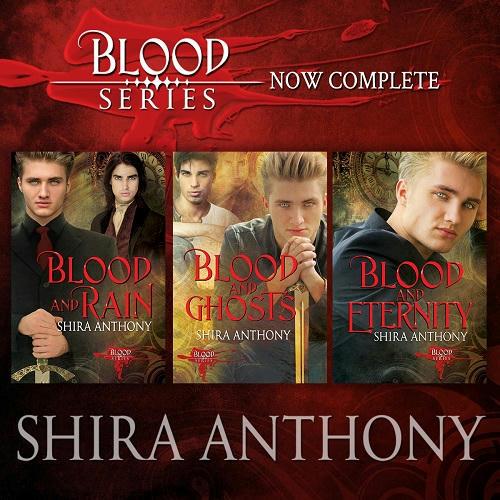 Shira Anthony - Blood Series Banner