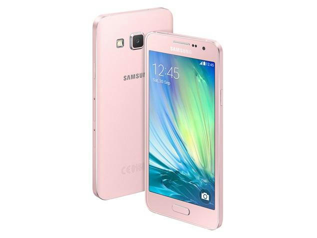 Samsung Galaxy A3 recovery mode