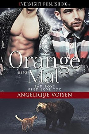 Angelique Voisen - Orange and Mal Cover