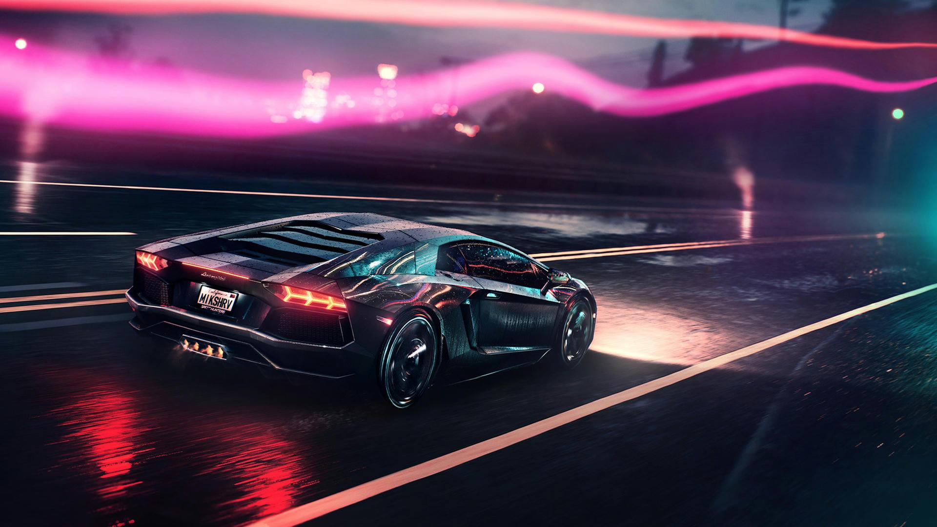 Lamborghini aventador wallpaper for windows 7