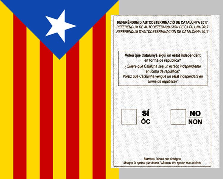 La valiente lucha de Catalunya por su independencia