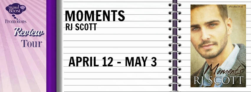 R.J. Scott - Moments BT Banner
