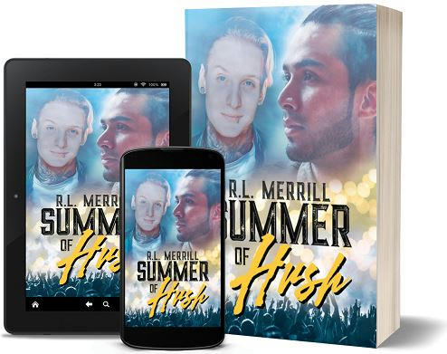 R.L. Merrill - Hush of Summer 3d Promo