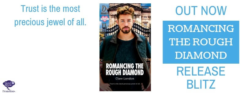 Clare London - Romancing The Rough Diamond RBBANNER-83