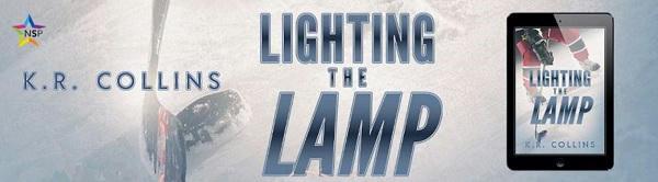 K.R. Collins - Lighting The Lamp NineStar Banner