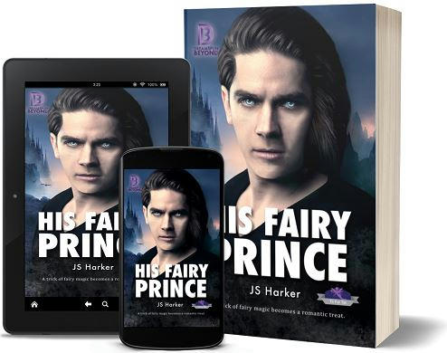 J.S. Harker - His Fairy Prince 3d Promo