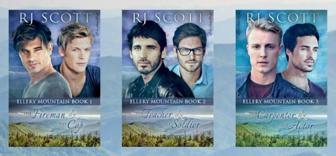 R.J. Scott - Ellery Mountain 1,2,3 Banner