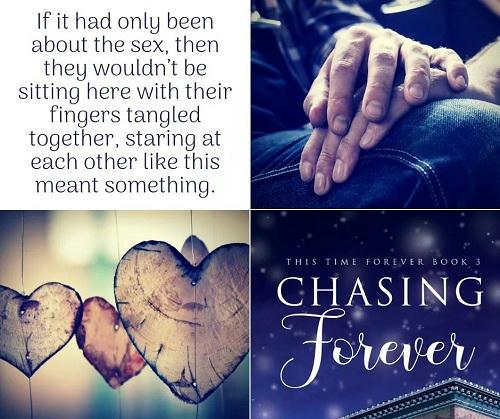 Kelly Jensen - Chasing Forever Promo