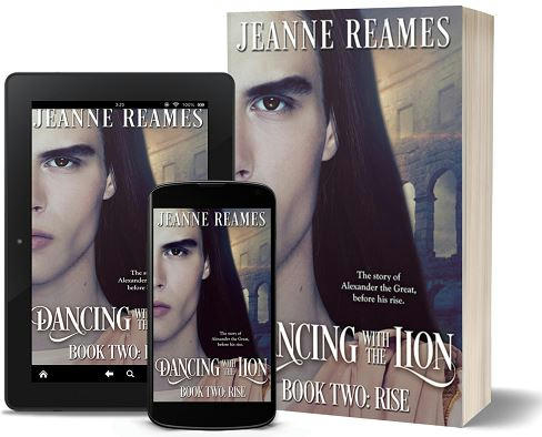 Jeanne Reames - Dancing with the Lion Rise 3d Promo