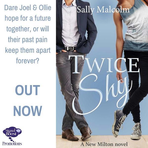 Sally Malcom - Twice Shy INSTAPROMO-105