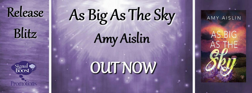Amy Aislin - As Big As The Sky RBBanner
