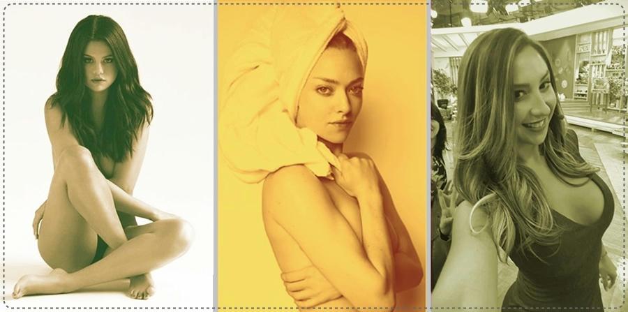 Amanda Seyfried, Selena Gomez y Luli Moreno se suman a la lista de las bellas, sexys, famosas y con trastornos mentales