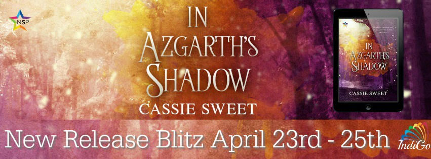 Cassie Sweets - In Azgarth's Shadow RB Banner