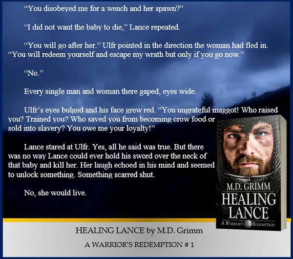 M.D. Grimm - Healing Lance Promo 2