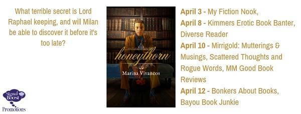 Marina Vivancos - Honeythorn TourGraphic