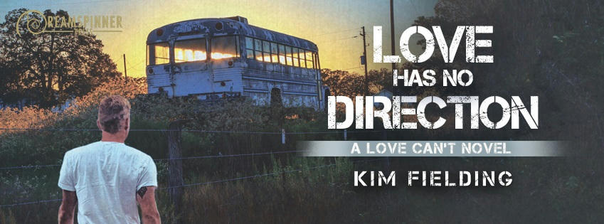 Kim Fielding - Love Has No Direction Banner
