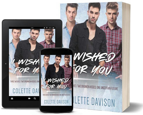 Colette Davison - I Wished for You 3d Promo