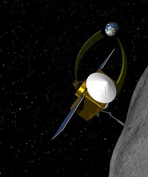 Hoy llegará la sonda OSIRIS-REx, al asteroide Bennu en histórico viaje sideral