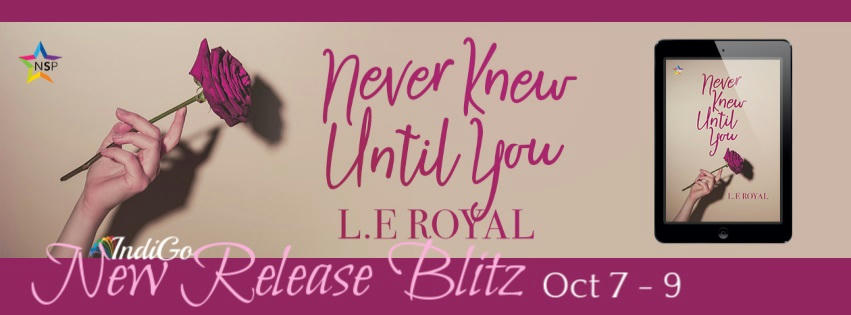 L.E. Royal - Never Knew Until You RB Banner