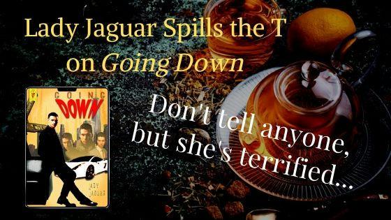 Lady Jaguar - Going Down UNIQUE POST Heading - MM Good Book Reviews