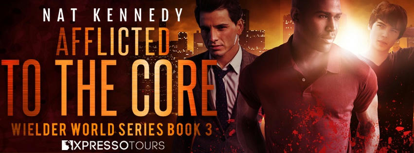 Nat Kennedy - Afflicted to the Core BlitzBanner