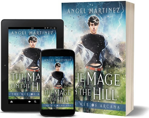 Angel Martinez - Mage on the Hill 3d Promo